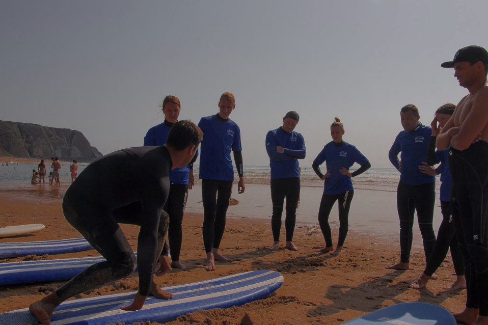 escola de surf cascais