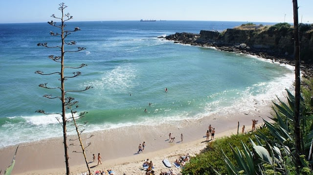 beaches in cascais